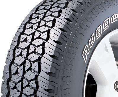 bf goodrich rugged trail t a reviews town fair tire write tire review