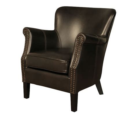 dark brown leather armchair stortford dark brown faux leather armchair