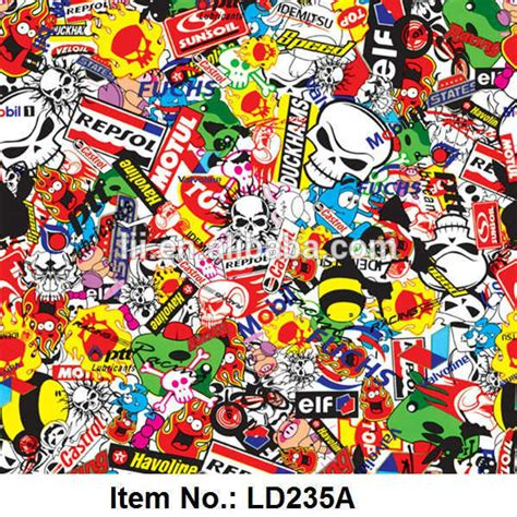 Sale Sticker 3d Besar activator pva hydro dipping item no ld235a buy