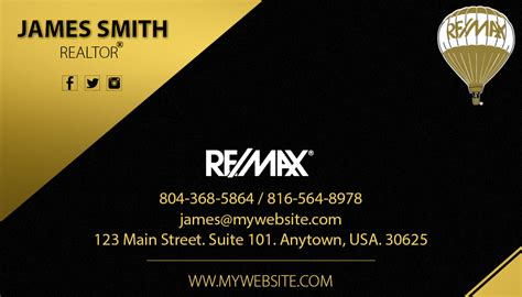 remax business card templates remax business cards 19 remax business cards template 19