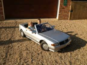 Go kart mercedes sls and cars on pinterest