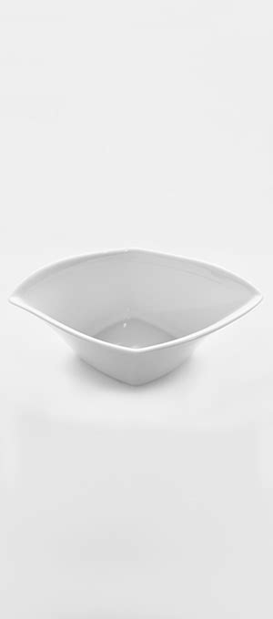 large gravy boat uk square wave white tableware