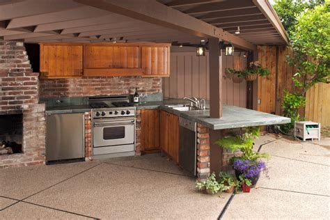 outdoor kitchen layout how to welcome the christmas outdoor kitchen layout how to welcome the christmas