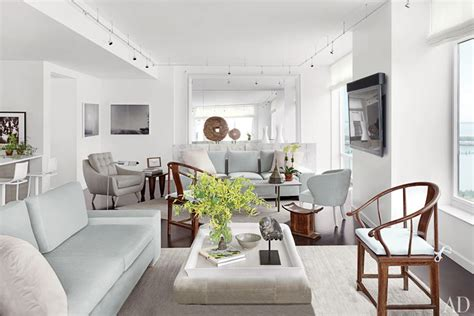 home decor manhattan stylish home a manhattan apartment decorated by vicente wolf