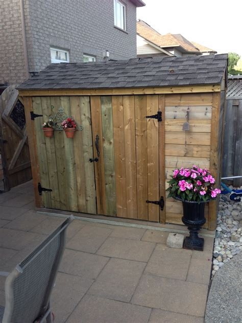 Shed For Pool Equipment by Garden Sheds Handydam Services Burlington And