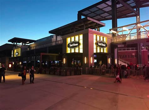 yard house atlanta yard house atlanta no static pro audio inc yard house at atlanta stadium complex av