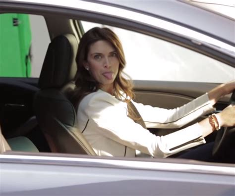 acura commercial actress who is the woman singing in the acura car commercial