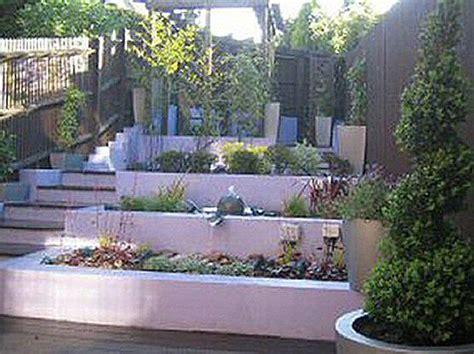 Steep Slope Garden Design Ideas Best 25 Steep Gardens Ideas On Pinterest Terraced Backyard Steep Backyard And Landscaping On