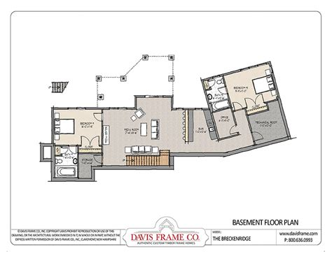 post frame house plans timber frame mountain house the breckenridge post and beam plans