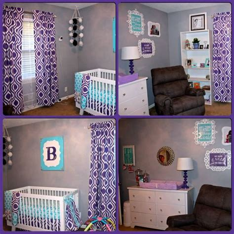 teal purple and grey bedroom becksly s nursery becksly s room decorator in me