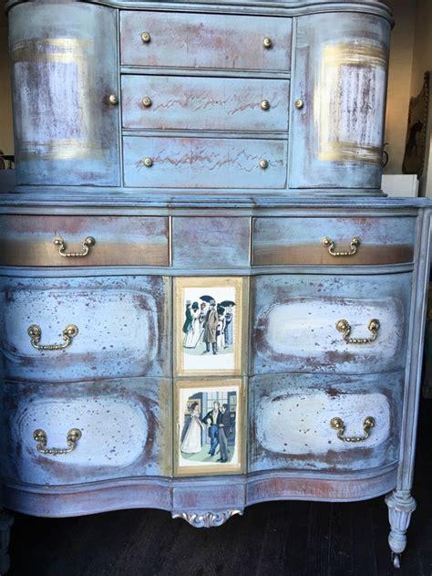 vintage hand painted dresser painted dresser french country dresser vintage dresser