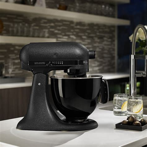 kitchenaid black tie kitchenaid ksm180 stand mixer limited edition black tie