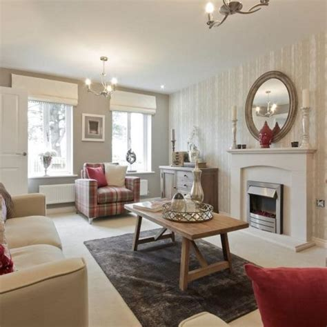 red and cream living room 61 best images about lovely living rooms on pinterest