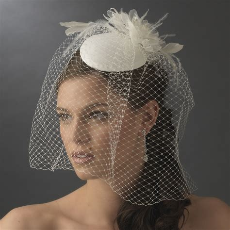7 Birdcage Veils To Rock For Your Wedding by Birdcage Veils Fascinators A Beautiful