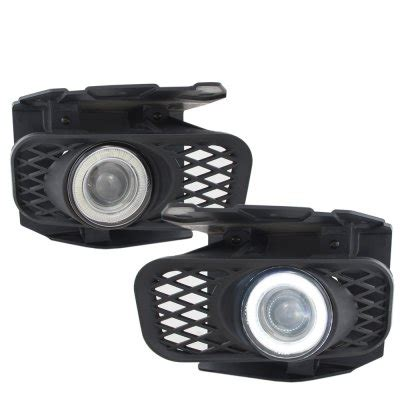 1999 ford f150 lights ford f150 1999 2003 clear halo projector fog lights