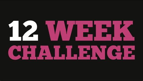 12 week challenge early bird offer ozfit