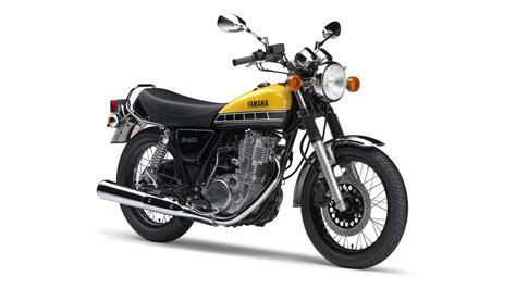 Motorrad Mit 4 Rädern Gebraucht by Gebrauchte Yamaha Sr 400 Motorr 228 Der Kaufen