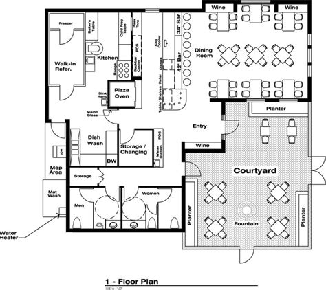 restaurant layouts floor plans 82 best images about pizzeria architecture on pinterest