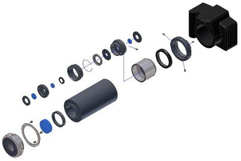 Making Digital Camera Microscope Adapters