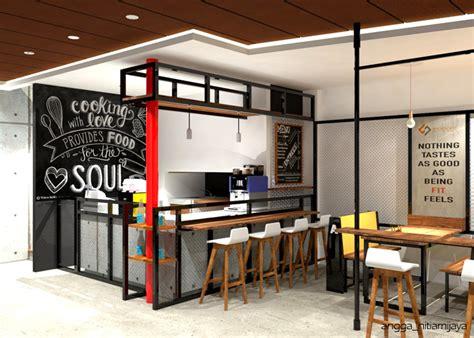 desain cafe outdoor desain interior cafe outdoor efrata desain kontraktor