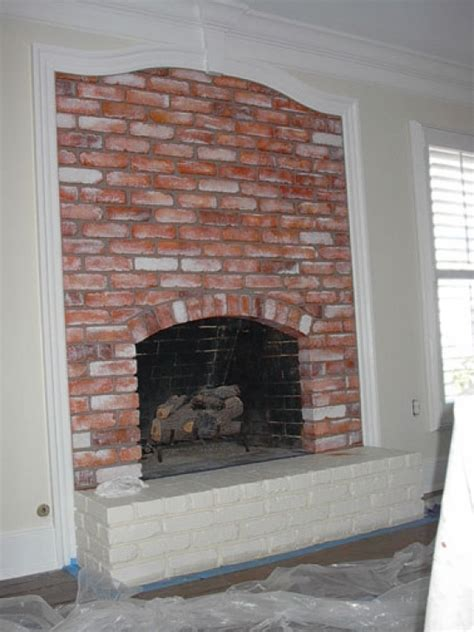 faux painting fireplace brick faux painting brick fireplaces home interior images home