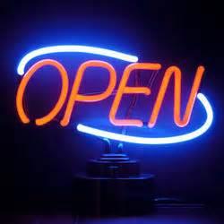 light up signs neon open light up bar sign findgift