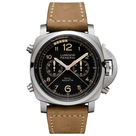 Panerai Luminor 3 panerai luminor 1950 pcyc regatta 3 days chrono flyback automatic