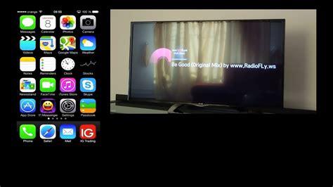 app update airplay video