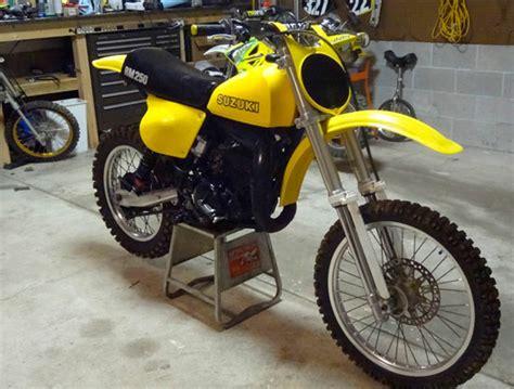 1978 Suzuki Rm 250 1978 Suzuki Rm250 1978 5 C2 For Sale Wisconsin