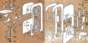 Diy Wooden Bench Plans A Popular Mechanics Bandsaw Design From 1974