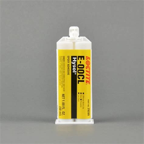 Katalis Resin Hardener 50 Ml henkel loctite hysol e 00cl epoxy adhesive clear 50 ml
