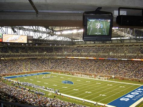 ford field detroit lions