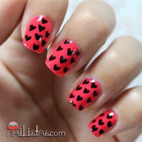 imagenes de uñas decoradas san valentin 10 ideas para decorar tus u 241 as en san valent 237 n nailistas
