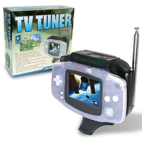 Tv Monitor Advance gba tv tuner c independent rom