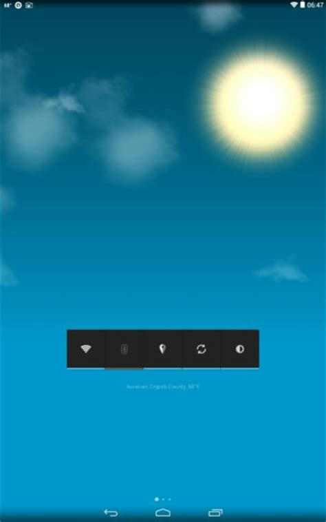 live app for android 5 live weather wallpaper apps for android