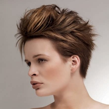 gel hairstyles for ladies short haircut with gel use short haircut with gel use