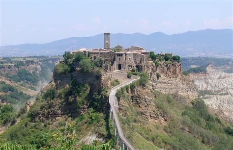 Bagno Regio by File Bagnoregio Civita Panorama Cropped Jpg