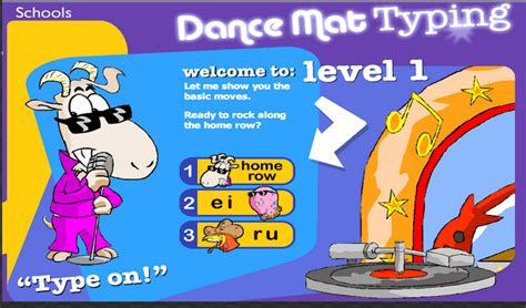 Mat Typing Lesson 1 by Typing Laptuoso