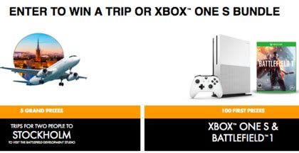 Monster Energy Sweepstakes - monster energy battlefield 1 experience sweepstakes sun sweeps