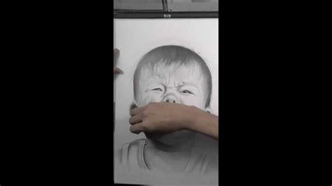 imagenes de bebes lindos llorando dibujo a lapiz de bebe llorando youtube