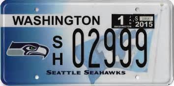 Wa Vanity Plates by Washington 4 Y2k
