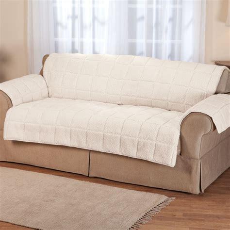 oakridge sofas reviews waterproof sherpa sofa protector by oakridge walter drake