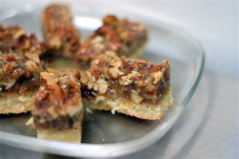 Smitten Kitchen Pecan Pie by Pecan Squares Recipe Dishmaps