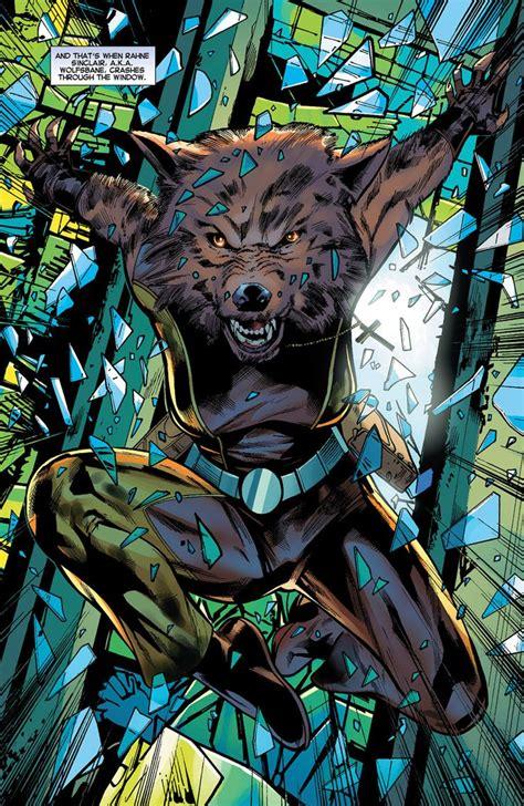 Wolf S Bane wolfsbane 3 cartoon deviantart anime pop concept