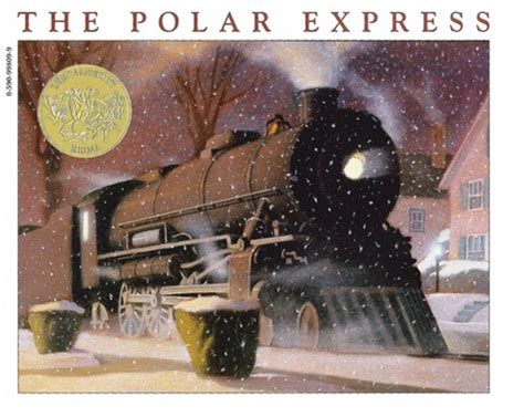 polar express book pictures the polar express by chris allsburg scholastic
