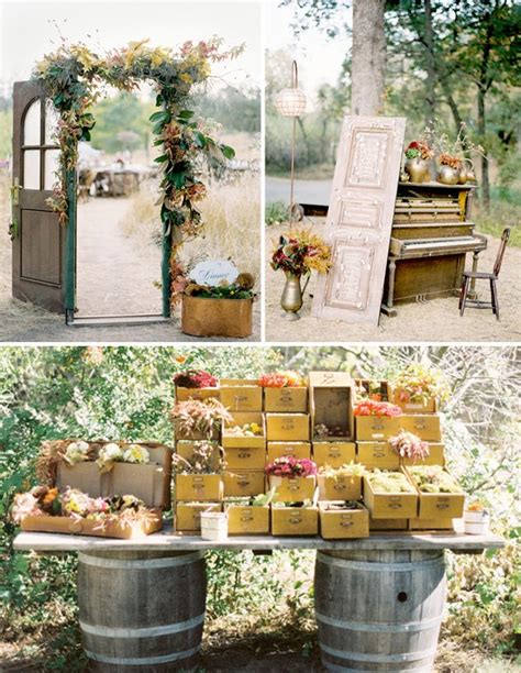 Sunflower Kitchen Decorating Ideas an outdoor chapel in napa green wedding shoes weddings