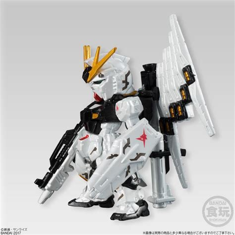 Fw Gundam Converge Sazabi Nu Gundam Metallic gundam fw gundam converge nu gundam sazabi metallic exclusive