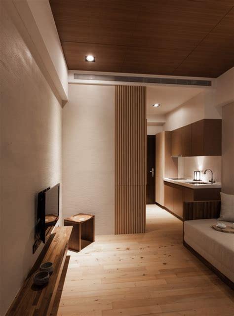 charming modern japanese house  wooden structure