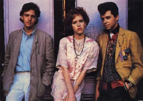 Pretty In Pink by 10 Lessons You Can Learn From The 80s Huffpost