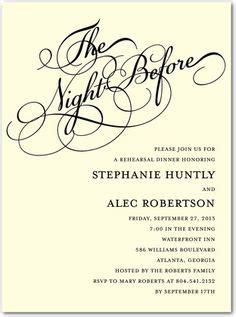 rehearsal dinner invitations wedding paper divas 1000 ideas about wedding rehearsal invitations on rehearsal dinner invitations
